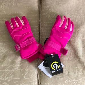 C9 Champion Girls Waterproof Winter Ski Gloves